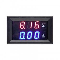 Voltimetro Amperimetro Medidor Voltaje DC 0-100V 10A Amper