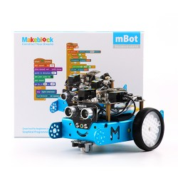 mBot Kit Robot Educacional STEM Bluetooth Makeblock