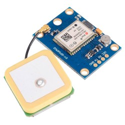 Modulo GPS GPS6MV2 GY-NEO6MV2 Arduino Raspberry