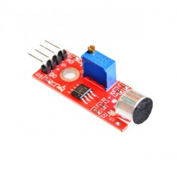 Modulo Sensor Detector de Sonido para Arduino AVR PIC