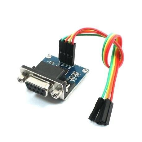 Modulo Conversor Serial TTL a RS232 Arduino PIC Raspberry
