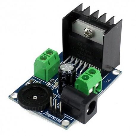 Amplificador Stereo TDA72397 12v 15w