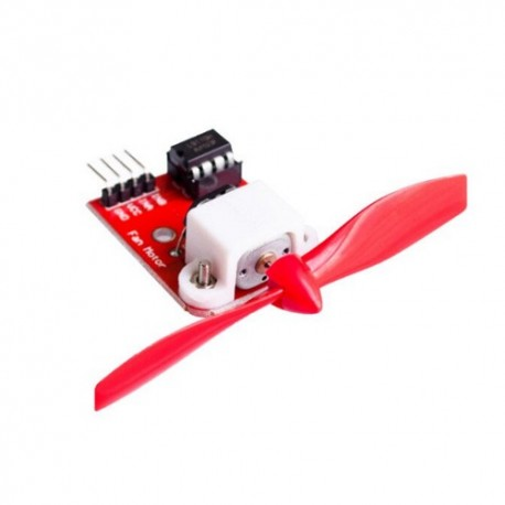 Modulo Ventilador Robot L9110 para Arduino