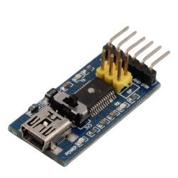 Adaptador Usb a serial TTl FT232rl FTDi
