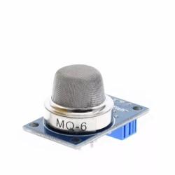 Sensor MQ-6 de Gas Propano y Butano MQ6