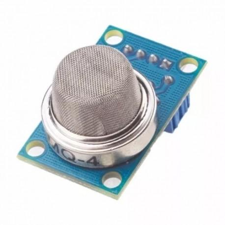 Sensor MQ4 de Gas Metano Natural Carbon Detector MQ-4