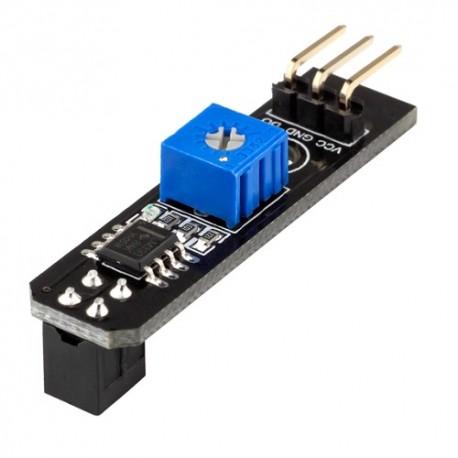 Sensor de Linea Con salida Digital Para Bricolaje Arduino Robotica Coche