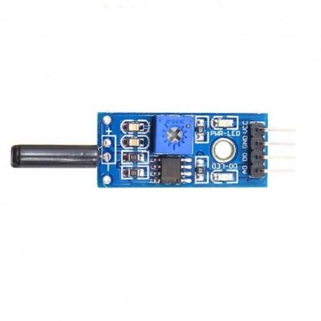 Modulo Sensor de Vibracion Interruptor de Alarma Para Arduino
