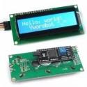 Pantalla LCD 1602 con I2C Integrado Arduino Raspberry Pi