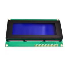 Modulo LCD Arduino 1602 Azul blanco Sin serial