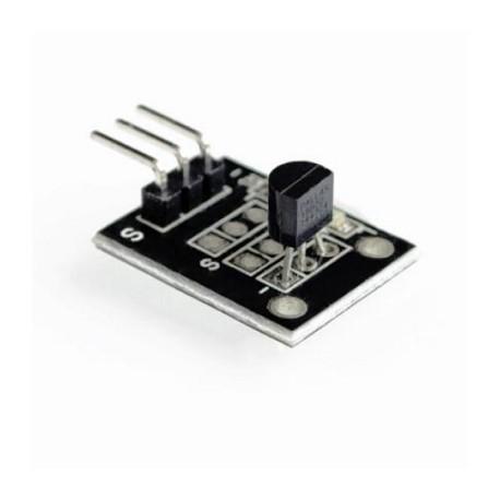 Sensor de Temperatura Para Arduino DS18B20 Shield Gota