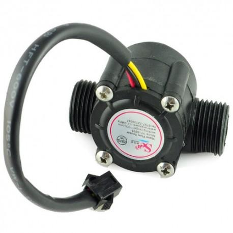 Sensor De Flujo de Agua YF-s201 Arduino Pic Raspberry