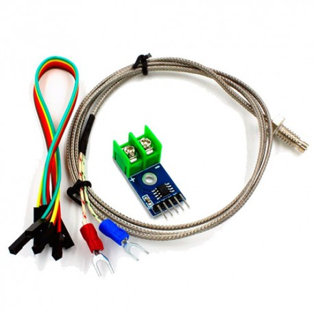 Sensor de Temperatura MAX6675 Con Termocupla Tipo K