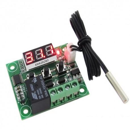 Control Temperatura Con Relay Rele W1209 -50° - 110° C Arduino