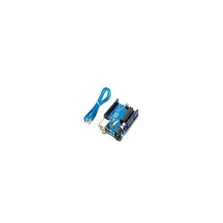 Placa Arduino UNO R3 + Cable USB