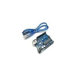 Placa Funduino Uno R3 Atmega328 Compatible con Arduino