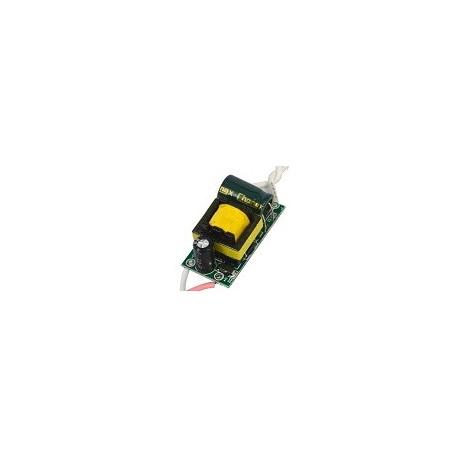 Conductor LED E2/GU10/R14 Transformador de Luz Lampara 8W - 12 W Fuente de Alimentacion