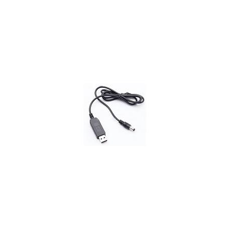 Cable USB Alimentacion Arduino 12V 2A
