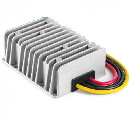 Regulador de voltaje Transformador 24V TO 12V 10A 120W