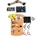 Kit Chasis 2WD L293D Esp8266 Wifi NodeMCU