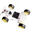 Kit Chasis 4 Ruedas Smart Robot Car S3003 Arduino