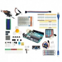 Kit Starter Ardduino Uno R3 Sensor Lcd 1602 Resistencia