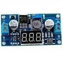 Modulo Regulador de Voltaje DC-DC LM2596 Con Voltimetro