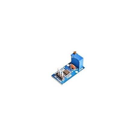 Modulo Generador de Pulsos de Frecuencia Ne555