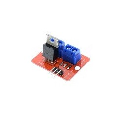 Modulo Driver Mosfet irf520 Arduino Pic Arm AVR 51