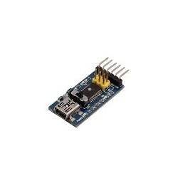 Adaptador Usb a Serial TTL FT232rl FTDI