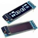 Modulo IIC I2C Pantalla LCD OLED SSD1306 3.3V 5V