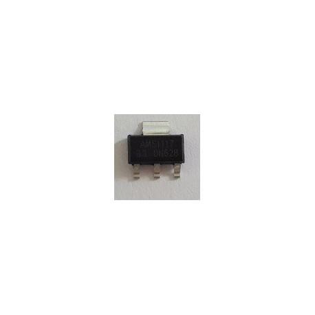 Regulador de Voltaje 3.3V 1A Ams 117 LM 1117