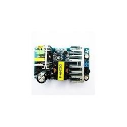 Modulo de Potencia Industrial Convertidor AC a DC 24V 6A 100W Tablero Amplificador
