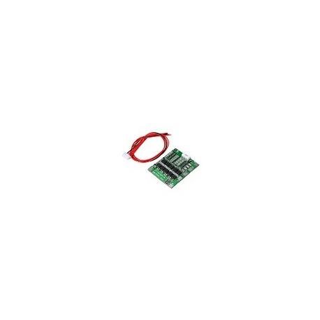 Modulo 18650 de proteccion PCB bateria bms Equilibrio de circuitos Integrados