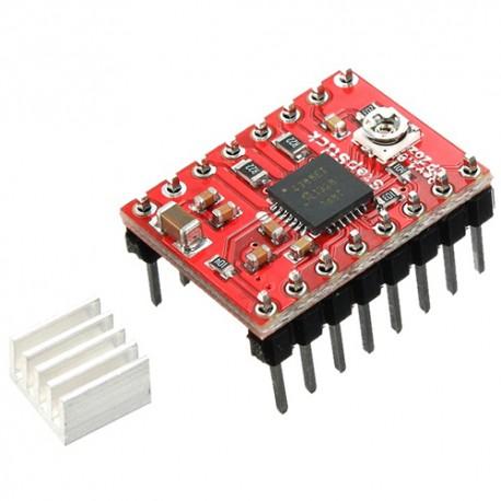 Controlador Motores Pololu A4988 CNC Impresora 3D Arduino