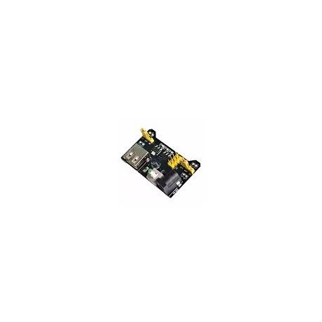 Modulo Alimentacion 3.3V y 5V MB102 Arduino