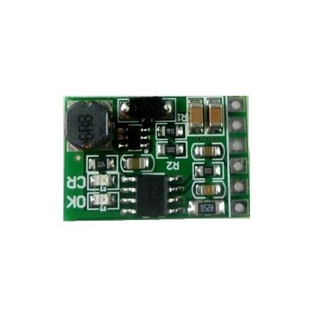 Modulo Convertidor Cargador 5V 18650 DIY UPS