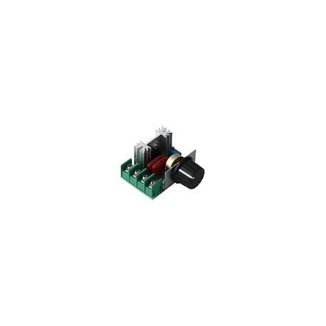 Dimmer Regulador de Voltaje Control de Velocidad 220V 2000W