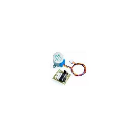 Mini Motor Paso a Paso Driver Board Uln2003 Arduino
