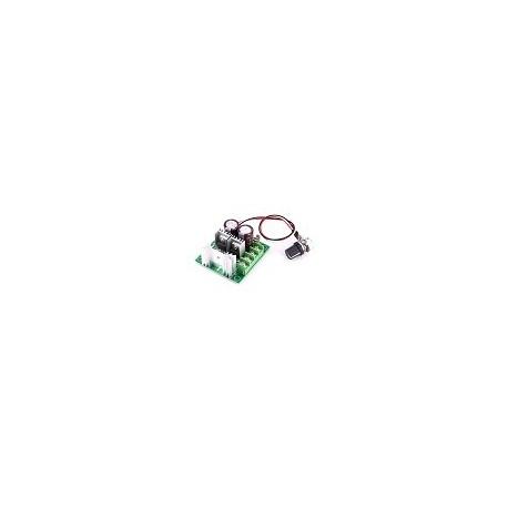 Controlador de Velocidad Motor PWM 12V 40V 400W 10A