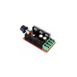 Regulador de Velocidad PWM HO RC 12-50V 40A 2000W