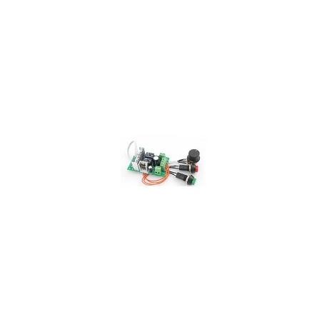 Controlador Regulador Motor Dc 6-30V Pwm Botones Inversor
