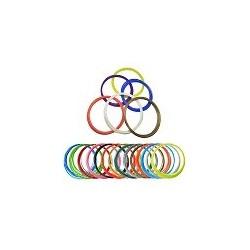 Kit 10 filamento de Colores PLA Impresion 3D 1.75MM