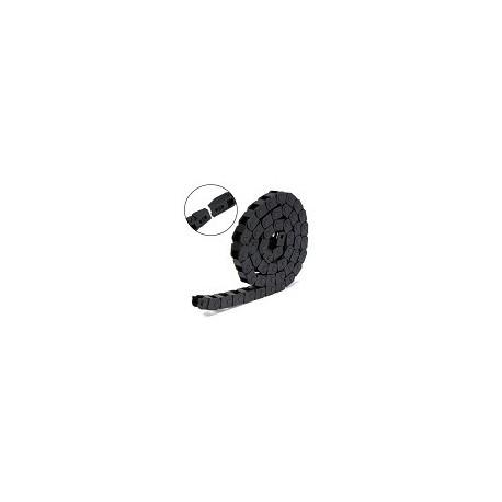 Cadena Poprta Cable CNC Impresora 3D 10x10mm a 1 Metro