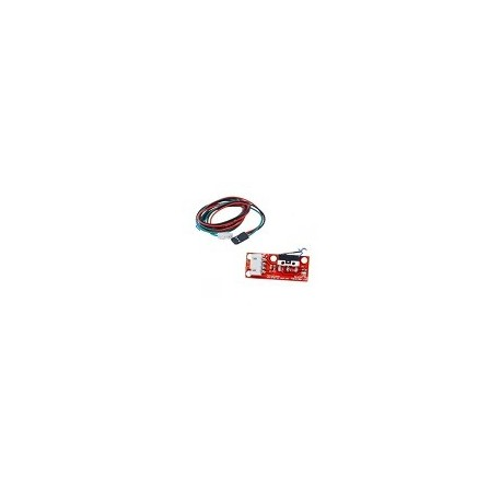 Tope Mecanico Final Limite Interruptor + Cable