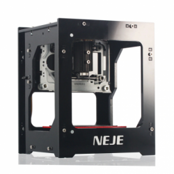 Maquina Impresora Grabadora Laser Neje 1000MW Madera Plastico