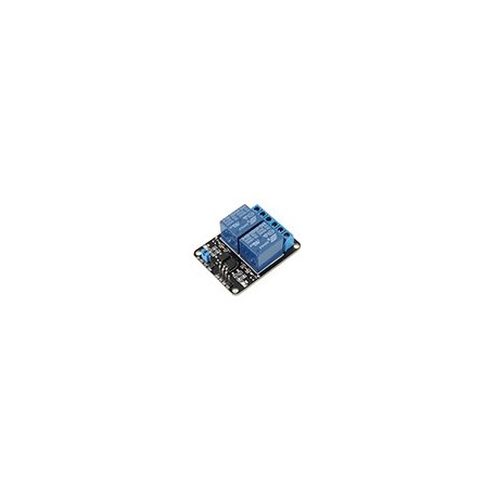 Modulo Rele 2 Canales Relay 5V