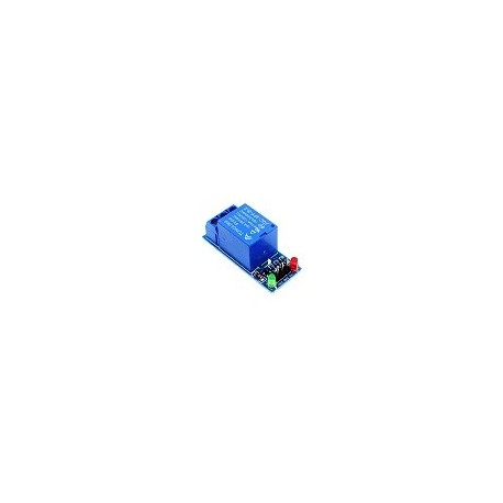 Modulo Rele 1 canal Microcontrolado
