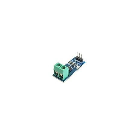 Sensor de Corriente Efecto Hall ACS712 20amp Arduino, PIC