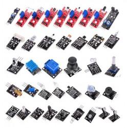 Kit 37 tipos de Sensores Raspberry Arduino